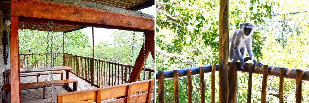 Paulandi - Leeupoort wood Deck